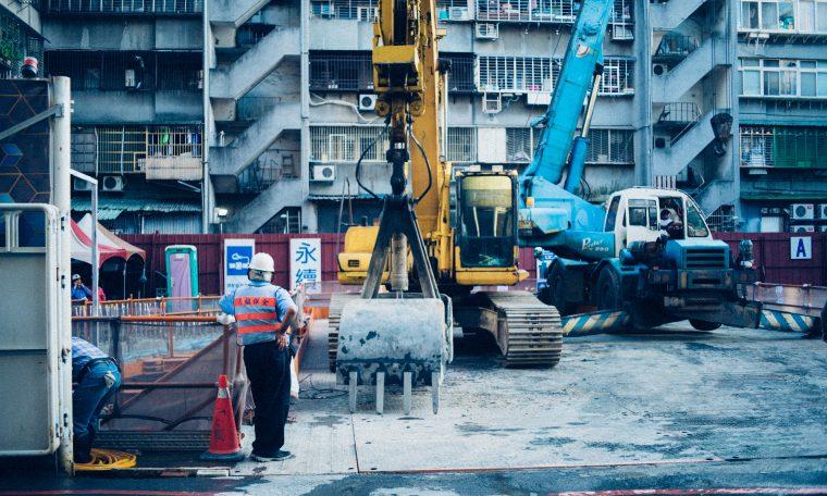 bouwplaats