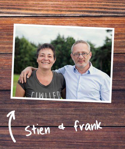 Ernestine en Frank