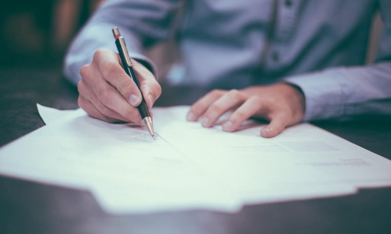 Briefschrijver