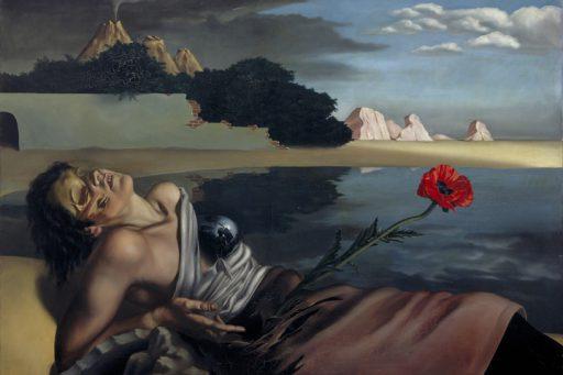 Kunstwerk Tranen van Eros