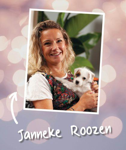 Portret klein Janneke