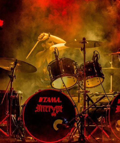 Filmtip: sound of metal, over een drummer die doof wordt.