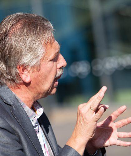 Benny Elferink benoemd tot directeur/bestuurder Nederlandse Gebarencentrum