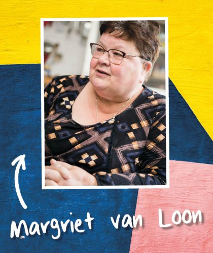 Uitgelicht foto Margriet van Loon