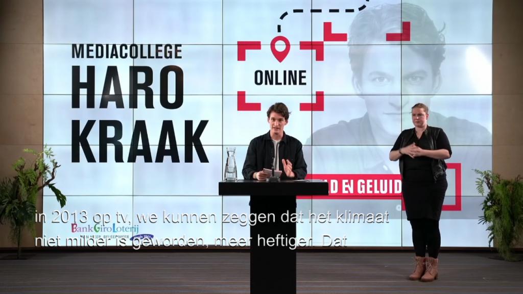 Mediacollege Haro Kraak - Beeld en Geluid