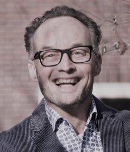 Joost Nagtzaam projectleider NS Toegankelijkheid