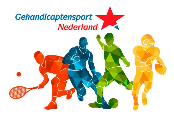 Uitgelichte afbeelding Gehandicaptensport Nederland
