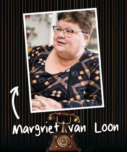 Uitgelichte afbeelding voor de column met Margriet van Loon