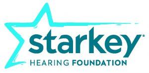 logo starkey hearing foundation