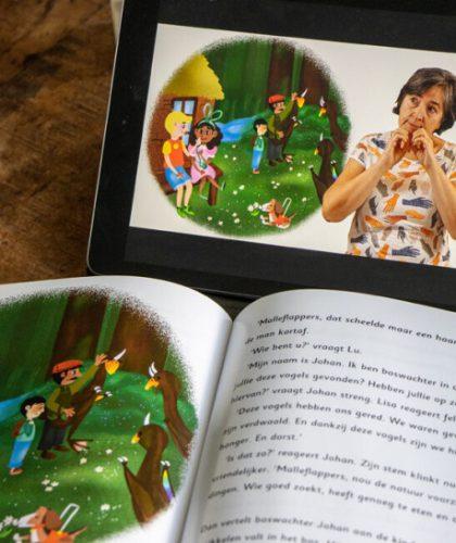 Afbeelding bij boek Team Avontura